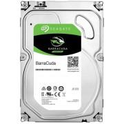 HDD Desktop Seagate BarraCuda, 6TB, SATA III 600, 256MB Buffer + Cablu S-ATA III 4World 08529, 457 mm