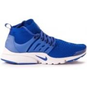 air presto ultra flyknit blue running shoes Running Shoes For Men(Black)