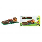 Set Toi-Toys Ferma cu tractor si remorca