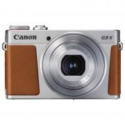 Canon PowerShot G9 X Mark II 20.1MP Castanha/Prateada