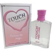 Venus Touch Pink Love Eau De Parfum For Women 100ML