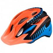 Alpina - Carapax Junior - Casque de cyclisme taille 51-56 cm, bleu;vert