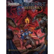 Freeport Bestiary: A Sourcebook for the Pathfinder Roleplaying Game