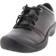 Keen Utility PTC Oxford Zapatillas de trabajo para mujer, Negro, 8 M US