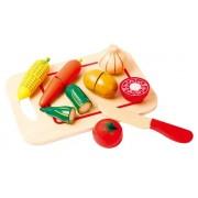 New Classic Toys Platou cu legume