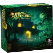 Betrayal At House On The Hill by Wizards of the Coast Board Game Family Party Entertainment Education Strategy Widow's Walk