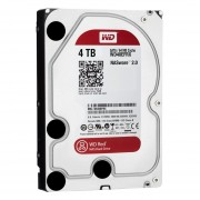 Disco Duro Interno Western Digital Red 3.5, WD40EFRX, 4TB, SATA III