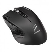 Mouse, HAMA uRage Unleashed, Wireless, Gamer, Optical, 4000dpi (113733)