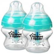 Комплект бебешки шишета Anti-Colic Plus 150 мл. Tommee Tippee, 2600049