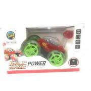 Toys Racing Super Car Self Driving Bumpn Go Race Car Realistic Sounds Flashing Lights