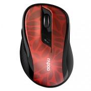 Rapoo M500 Multi-mode Wireless mouse Black/Red 184543