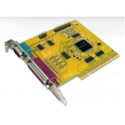 Sunix 4089A 2 Port Serial and 2 Port Parallel PCI Card