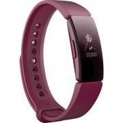 FitBit Inspire sangria uređaj za praćenje aktivnosti vinsko-crvena