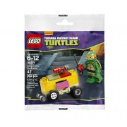 LEGO Tenage Mutatnt Ninja Turtles: Mikeys Mini Shellraiser Set 30271 (Bagged)