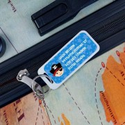 Stikets Big Luggage Tag