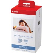 Canon KP-108IN - Kleur (cyaan, magenta, geel) - printcartridge / papierpakket - voor SELPHY CP1000, CP1200, CP1300, CP330, CP530, CP780, CP790, CP800, CP820, CP900, CP910