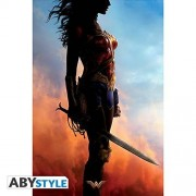 "AbysseCorp DC COMICS - Poster ""Wonder Woman Movie"" (91.5x61)"