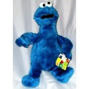 "14"" Sitting Cookie Monster Plush"