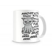 Grumpy Cat Coffee Mug, Coffee Mug