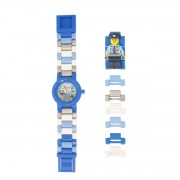LEGO® Watch LEGO City Police Officer hodinky