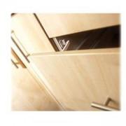 Комплект заключващи механизъми за шкаф, 44360 Lindam, 5019090443609
