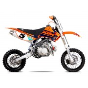 Pit Bike APOLLO RFZ OPEN 140 - Dungey