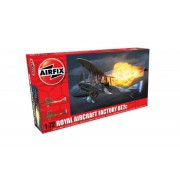 KIT CONSTRUCTIE AIRFIX AVION ROYAL AIRCRAFT FACTORY BE2C NIGHT FIGHTER (2101)