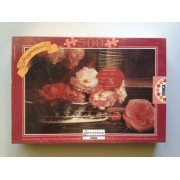 "Educa Fragrance 500 Piece Puzzle ""Roses"""