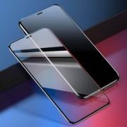 Baseus Curved Full Screen Tempered Glass (0.23 mm) - калено стъклено защитно покритие за целия дисплей на iPhone XS Max (прозрачен-черен)