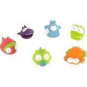 Set 6 jucarii pentru baita Ocean