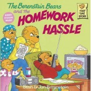 The Berenstain Bears Homework Hassles by Jan Berenstain