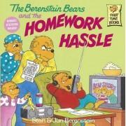 The Berenstain Bears Homework Hassles by Jan Berenstain