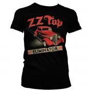 Tee ZZ-Top Eliminator Girly Tee