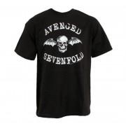 tricou stil metal bărbați Avenged Sevenfold - DEATH BAT TS - BRAVADO - AVN1015