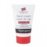 Neutrogena Norwegian Formula Unscented Hand Cream 50 ml krém na ruce W