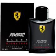 Scuderia Black Signature by Ferrari Eau De Toilette 125 ml