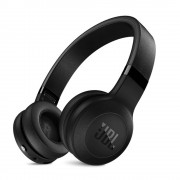 Casti wireless on-ear JBL C45BT (Negru)
