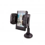 Suport telefon mobil, PDA, GPS cu ventuza 4Cars
