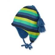 warme Wintermütze mit Bommel und Ohrenschutz - STERNTALER WINTER 4501451 -K2000