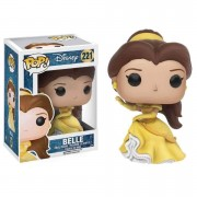 Pop! Vinyl Figurine Pop! La Belle et la Bête Disney Belle