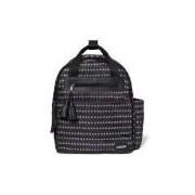 Bolsa Maternidade Skip Hop - Coleção Riverside Ultra Light Backpack (Mochila) - Black Dot