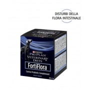 Nestle' Purina Petcare It. Spa Pro Plan Fortiflora Cane Integratore Probiotico 5buste Da 1g