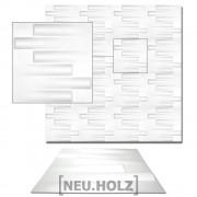 3D Панел за стенна декорация [neu.haus]® , с мотиви, 50 x 50 cm, 6m², Forest