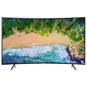 Televizor LED Samsung UE55NU7372, curbat, Ultra HD, smart, 55 inch/139cm, 1400 PQI, DVB-T2/C/S2, negru
