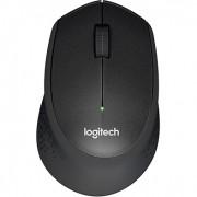 Logitech B330 Souris Plus silencieuse noire