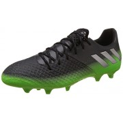 adidas Men's Messi 16.2 Fg Dkgrey, Silvmt and Sgreen Football Boots - 10 UK/India (44.67 EU)