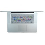 EZQuest Adobe Illustrator Keyboard Cover for MacBook Air 13-Inch and MacBook Pro and Wireless USA/ISO (X22401)