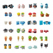TRANSFORMERS BOTBOTS SERIES 1 COLLECTIBLE BLIND BAG MYSTERY FIGURE -- SURPRISE 2-IN-1 TOY! - HASBRO (HBE3487)
