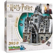 Wrebbit 3D Harry Potter Hogsmeade: The Three Broomsticks Jigsaw Puzzle