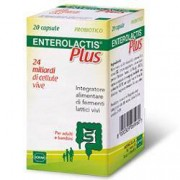 Sofar spa Enterolactis Plus 20 Capsule Sofar
